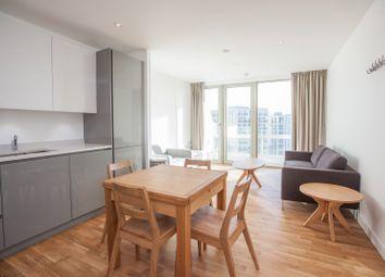 Thumbnail 1 bed flat to rent in Liberty Bridge Road, Olympic Park, London