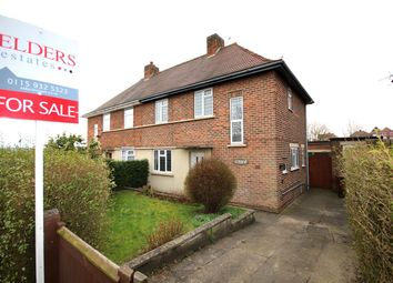 Thumbnail 3 bed semi-detached house for sale in Beauvale Drive, Ilkeston