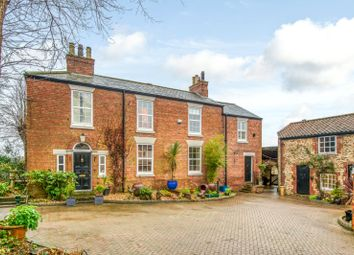 Thumbnail 4 bed detached house for sale in The Old Vicarage, Bishop Norton, Market Rasen, Lincolnshire
