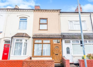 Thumbnail 3 bedroom terraced house for sale in Whitehall Road, Small Heath, Birmingham