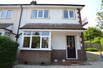 Thumbnail 3 bed semi-detached house to rent in Beech Grove, Wilmslow