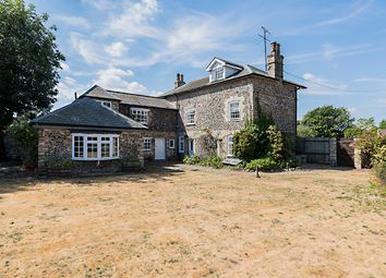 Thumbnail 4 bed detached house for sale in Church Lane, Barton Mills, Bury St. Edmunds