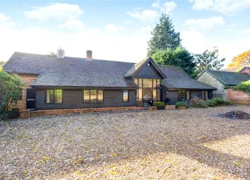 Thumbnail 5 bed detached house to rent in Highams Lane, Chobham, Surrey