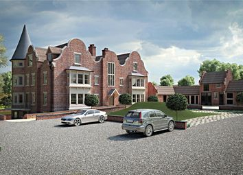 Thumbnail 2 bedroom flat for sale in Hillside Manor, Brookshill, Harrow Weald, Middlesex
