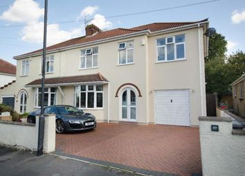 Thumbnail 4 bed semi-detached house for sale in Chesterfield Road, Downend, Bristol