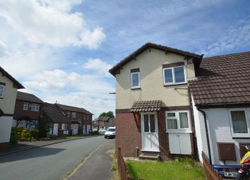 Thumbnail 1 bed flat to rent in The Paddocks, Bicton Heath, Shrewsbury
