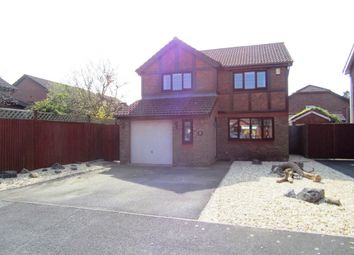 Thumbnail 4 bedroom detached house to rent in Rothschild Close, Southampton