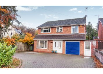 Thumbnail 4 bed detached house for sale in Terrace Road, Pershore