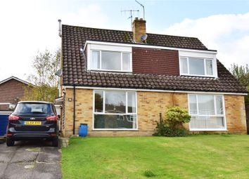 Thumbnail 3 bed semi-detached house for sale in Southridge Road, Crowborough, East Sussex