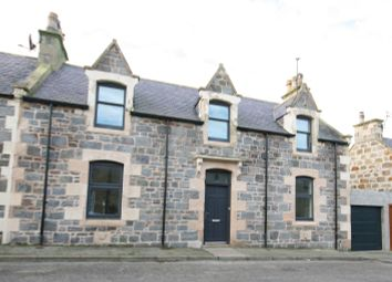 4 bed semi-detached house for sale in 8 Victoria Street, Portessie, Buckie AB56