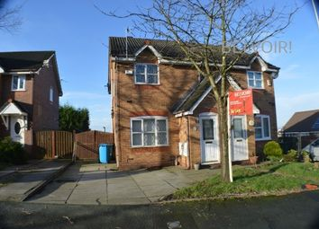 Thumbnail 2 bed semi-detached house to rent in Overdale Close, Oldham