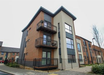 Thumbnail 2 bed flat for sale in Norville Drive, Hanley, Stoke-On-Trent