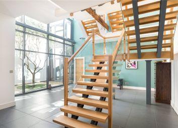 Thumbnail 4 bed detached house for sale in Mount Farm Barn, Staplestreet Road, Hernhill, Faversham