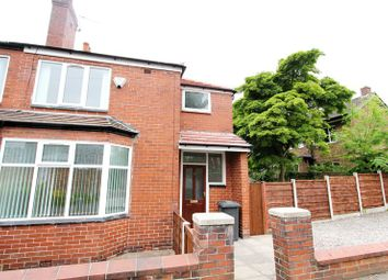 Thumbnail 3 bed semi-detached house to rent in Blackburn Street, Prestwich, Manchester