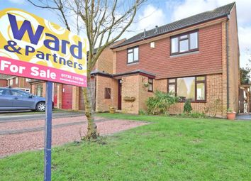 Thumbnail 4 bed link-detached house for sale in Hawden Close, Hildenborough, Tonbridge, Kent