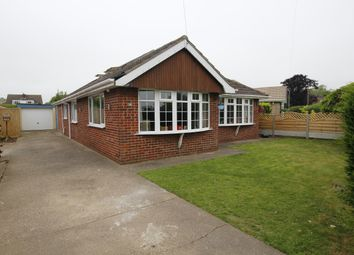Thumbnail 4 bed detached bungalow for sale in Inghams Road, Tetney, Grimsby