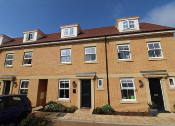 Salmons Yard, Newport Pagnell, Buckinghamshire MK16. 4 bed town house for sale
