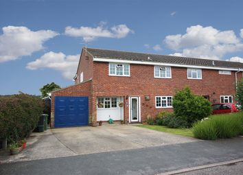 Thumbnail 4 bed end terrace house for sale in Winston Way, Halstead