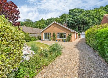 Thumbnail 3 bed detached bungalow for sale in Warren Road, High Kelling, Holt