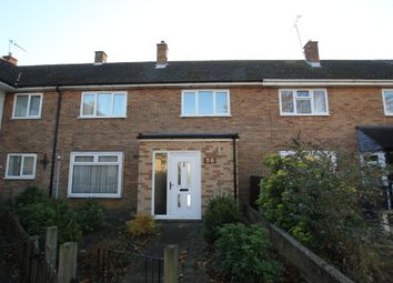 Thumbnail 3 bed terraced house for sale in Oaks Cross, Stevenage