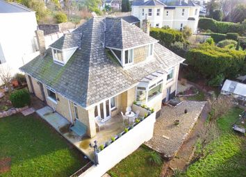Thumbnail 4 bed detached house for sale in Priory Road, St Marychurch, Torquay