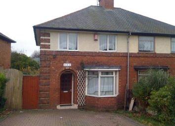 Thumbnail 3 bed property to rent in Court Oak Road, Harborne, Birmingham