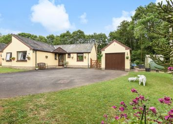 Thumbnail 3 bed detached bungalow for sale in Hay On Wye 5 Miles, Glasbury 1 Mile
