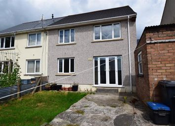 Thumbnail 3 bed semi-detached house to rent in Aneurin Avenue, Crumlin, Newport