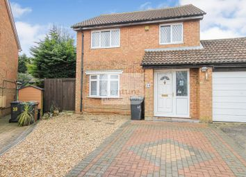 Thumbnail 4 bed detached house to rent in Leygreen Close, Luton