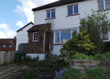 Thumbnail 3 bed cottage to rent in Drift Road, Wallington, Fareham