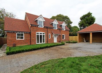 Thumbnail 5 bed detached house for sale in Wallington Shore Road, Wallington, Fareham