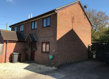 Thumbnail 2 bed semi-detached house for sale in Campbell Close, Grateley, Andover