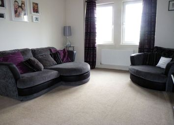 Thumbnail 2 bed flat for sale in Kirktonholme Gardens, West Mains, East Kilbride