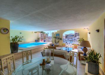 Thumbnail 3 bed apartment for sale in Portomaso, Malta