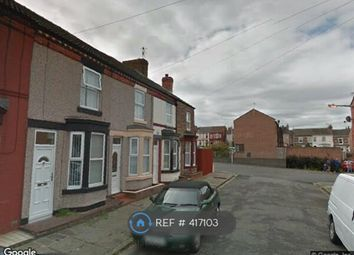 Thumbnail 2 bed end terrace house to rent in Harrowby Road South, Wirral