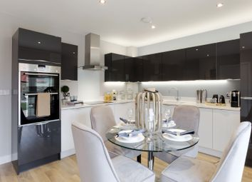 "Thumbnail 3 bedroom semi-detached house for sale in ""The Yarkhill Sp"" at Winchester Road, Boorley Green, Botley"