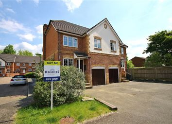 Thumbnail 3 bed semi-detached house for sale in Twynersh Avenue, Chertsey, Surrey