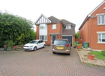 Thumbnail 4 bedroom detached house for sale in Argent Way, Sonora Fields, Sittingbourne, Kent