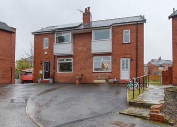 2 bed semi-detached house for sale in Moorcrest Road, Crosland Moor, Huddersfield HD4