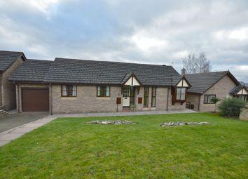 Thumbnail 3 bed detached bungalow for sale in Rimington Way, Penrith