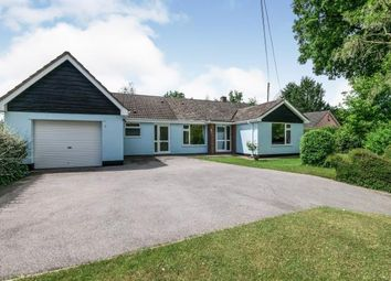 Thumbnail 4 bed bungalow for sale in Cullompton, Devon