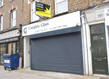 Thumbnail Retail premises for sale in Blackstock Road, London, England