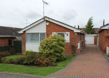 Thumbnail 2 bed detached bungalow for sale in Braemar Avenue, Eastwood