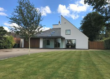 Thumbnail 5 bed detached house for sale in Vicarage Lane, Burton, Cheshire