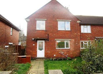 Thumbnail 4 bed end terrace house for sale in Tower Avenue, Lincoln