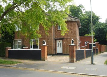Thumbnail 5 bedroom semi-detached house for sale in Buckingham Road, Norwich