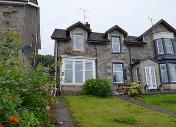 Thumbnail 2 bed semi-detached house for sale in Shore Road, Tighnabruaich, Argyll And Bute