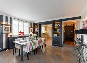 Thumbnail 3 bed flat for sale in Onslow Crescent, South Kensington