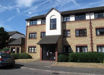 Thumbnail 2 bed flat for sale in Foxglove Way, Hackbridge, Wallington