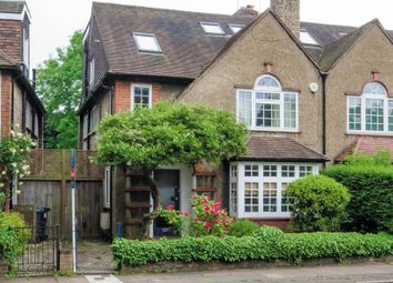 Thumbnail 4 bed semi-detached house for sale in Trinity Avenue, London